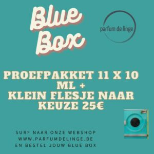 Blue Box Cadeaupakket