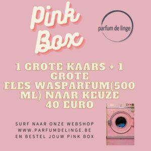 Pink Box Cadeaupakket