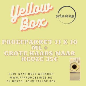 Yellow Box Cadeaupakket